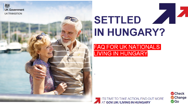 Frequently Asked Questions For UK Nationals Living In Hungary
