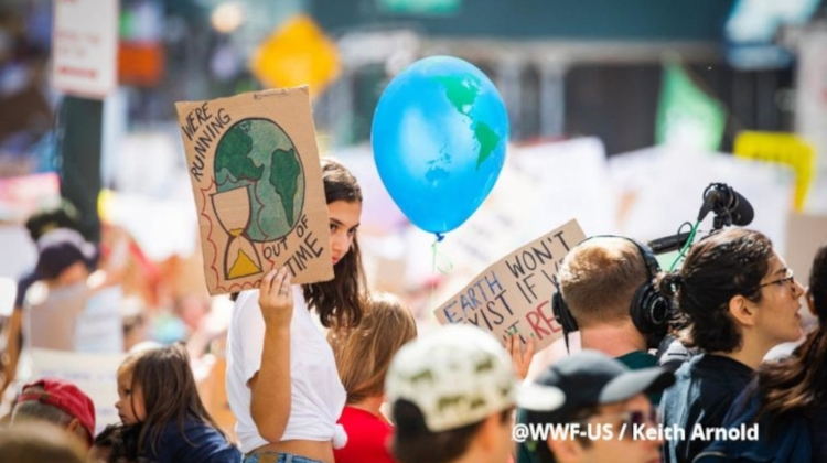 Earth Day 2021 Celebrated In Hungary: 'Restore Our Earth'