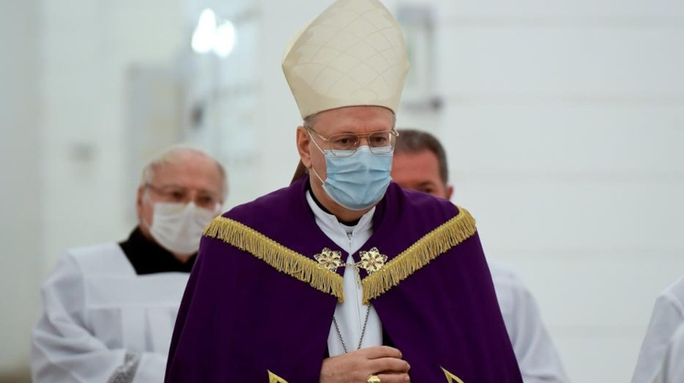 Spiritual Support Especially Important During Pandemic, Says Bishop As Priests Get Inoculated 'Ahead Of Turn'