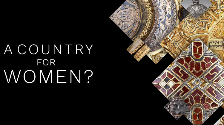 'A Country For Women' Online Exhibition, Hungarian National Museum