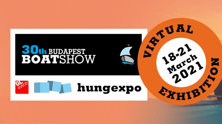 Budapest Boat Show In Virtual Space, Hungexpo, 18 - 21 March