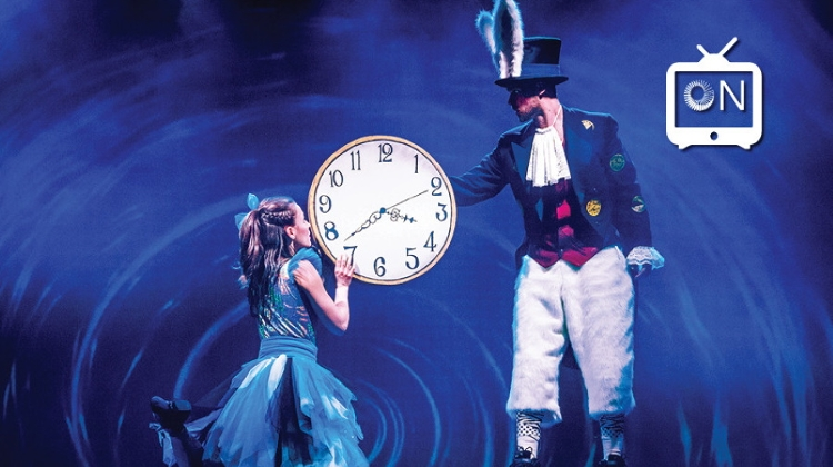 Online: 'Alice In Wonderland' @ National Dance Theater, 20 March