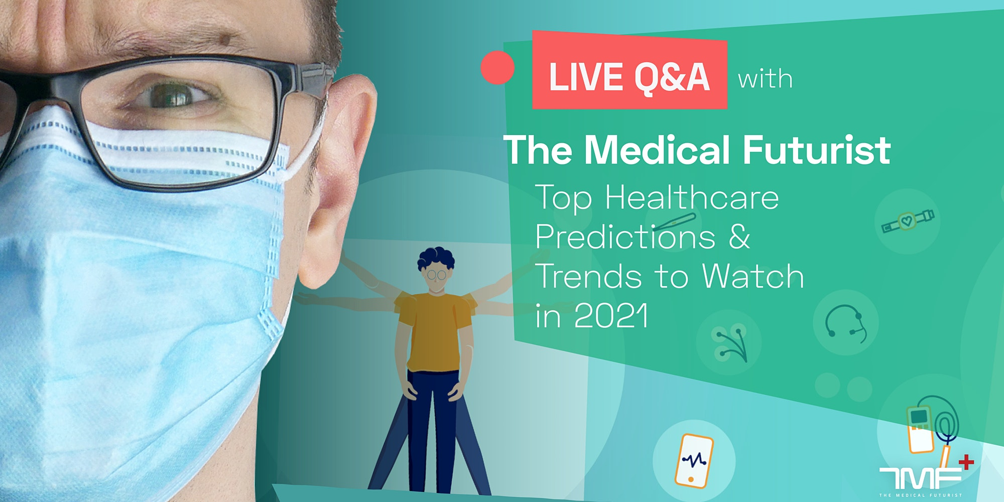 Top Healthcare Predictions & Trends to Watch in 2021 - The Medical Futurist