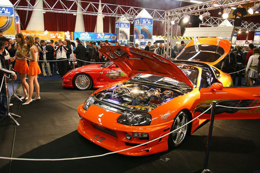 Automobil & Tuning Show, Hungexpo, 25 - 27 June