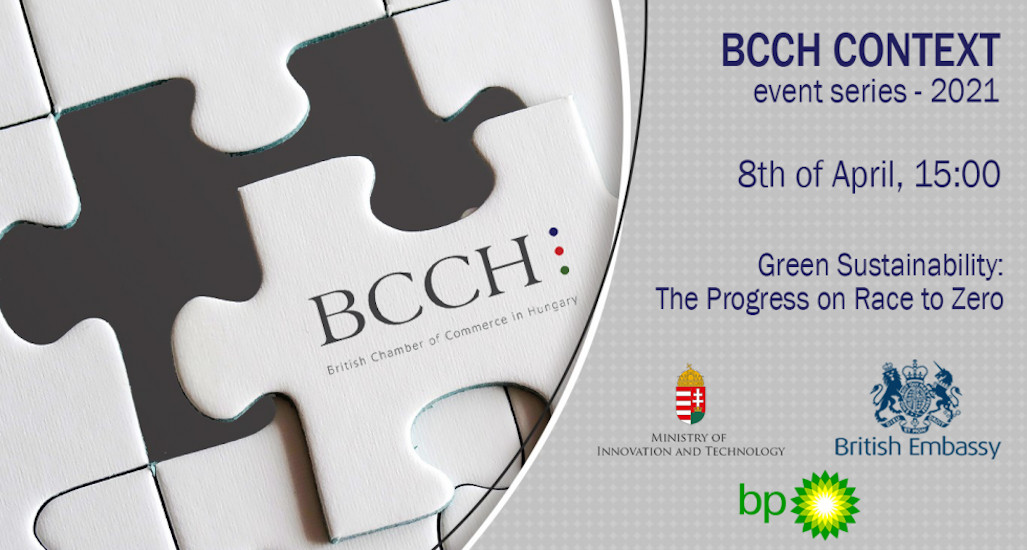 'Green Sustainability': BCCH Context Event With HMA Mr Paul Fox