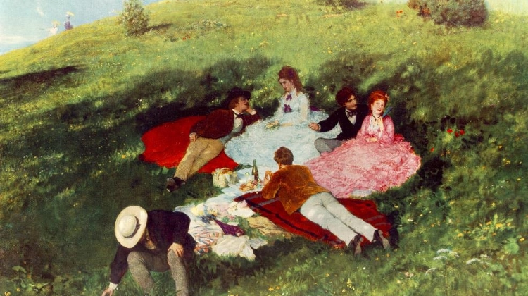 'It's Beautiful Springtime' Online Exhibition @ National Gallery