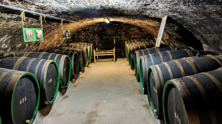 Watch: Xploring Hungary – Budafok Wine Cellars