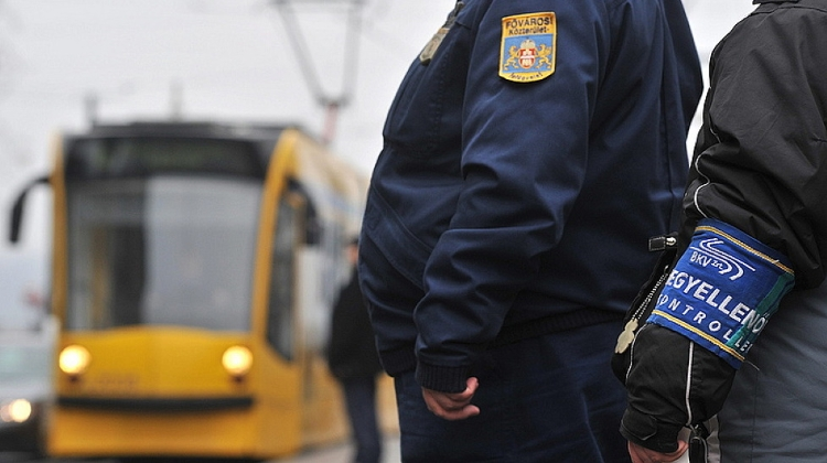 Budapest Public Transport Inspectors To Wear Body Cameras