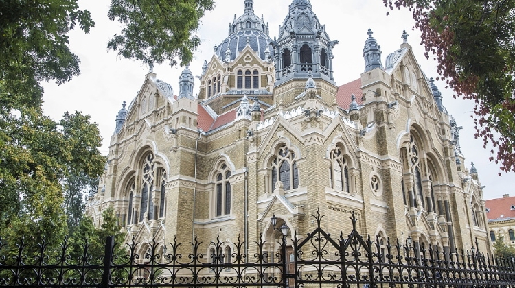 Watch: Xploring Hungary – New Synagogue Of Szeged