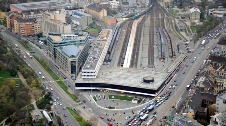 Euro 5.6 Billion Worth Of Investments In Railway Upgrades Around Budapest In 20 Years