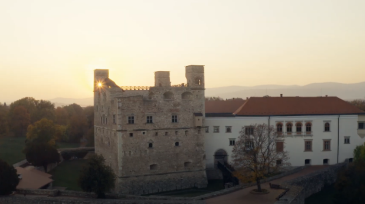 Watch: Xploring Hungary – Rákóczi Castle, Sárospatak
