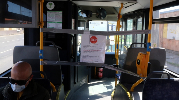 Protection Provided For BKV Bus Drivers