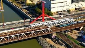 New Budapest Railway Bridge Tested
