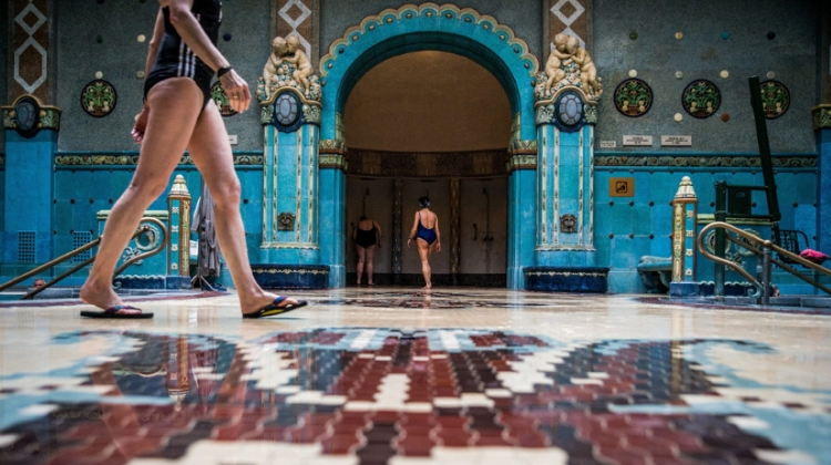 Budapest Spa Baths Can Reopen In Mid-March For Medical Purposes