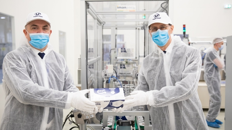 Hungary Self-Sufficient In Manufacturing Medical Masks