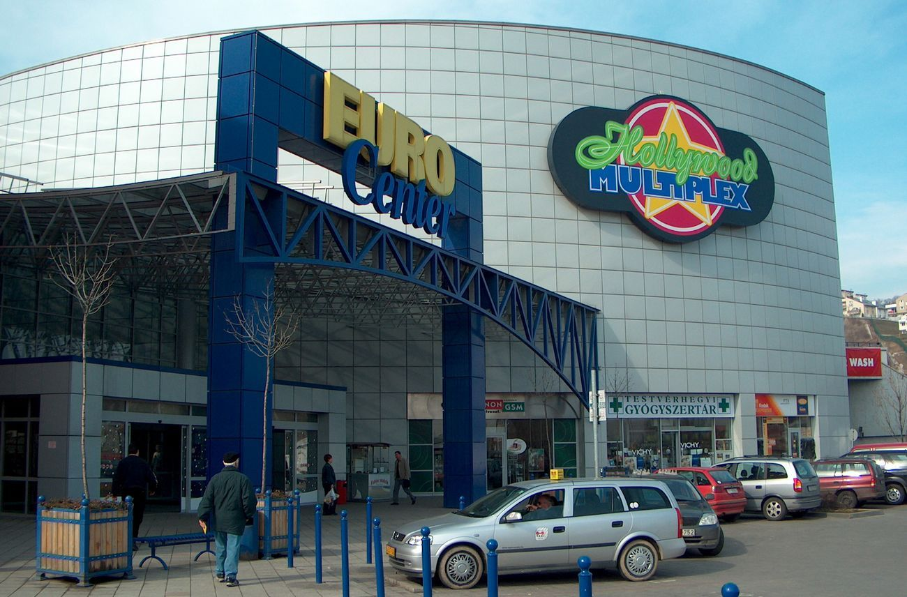 Eurocenter Shopping Mall Closes For A Year