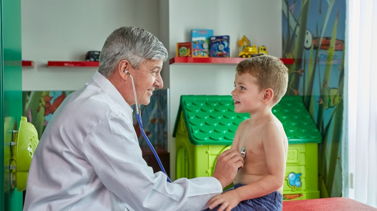 Pediatric Care @ Dr. Rose Private Hospital In Budapest