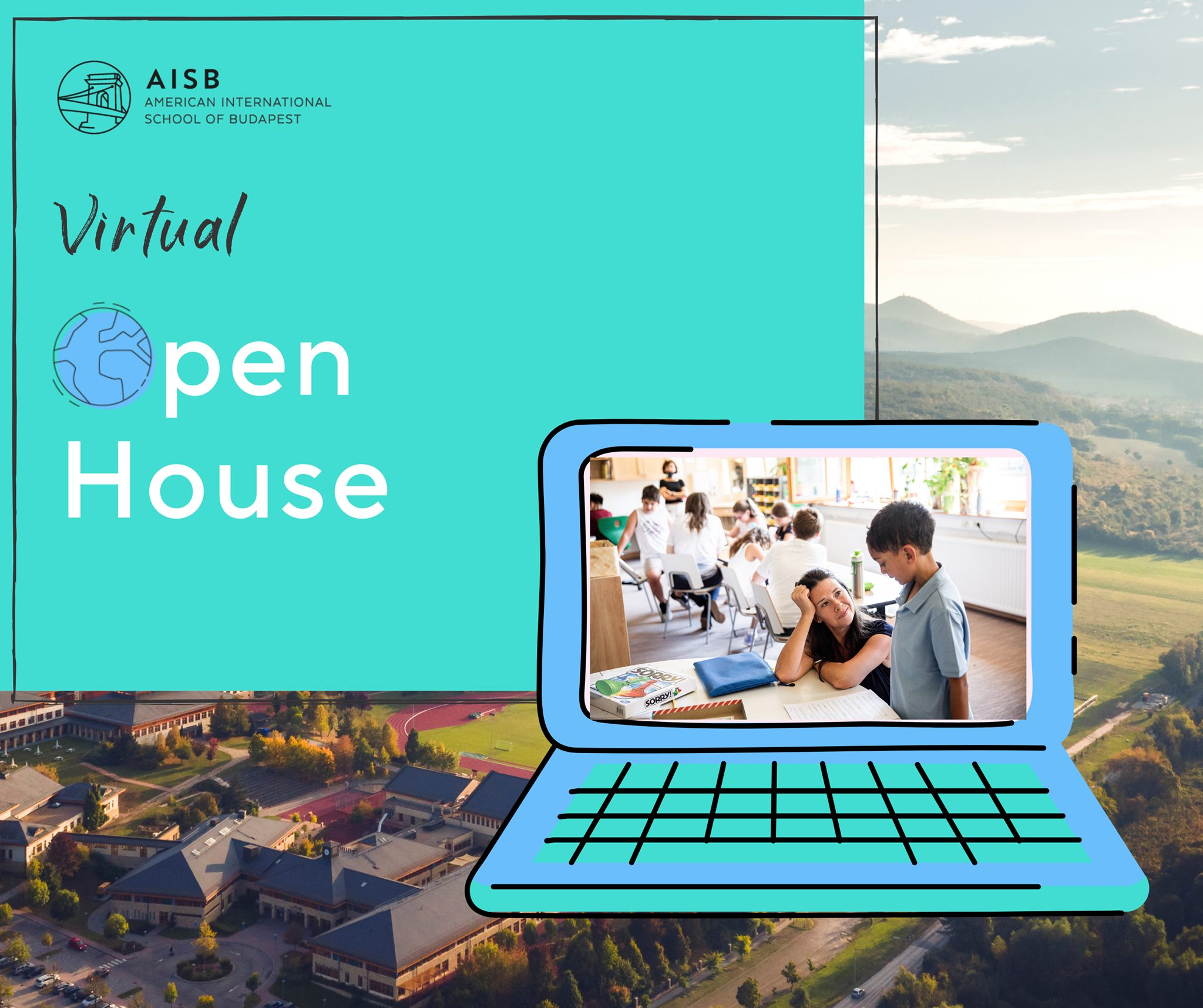 American International School Budapest Elementary School Virtual Open House, 21 January