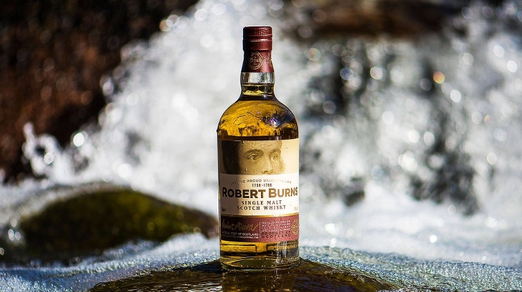 WhiskyNet Insight: Literature & Whisky Together In One Bottle - Robert Burns & Arran