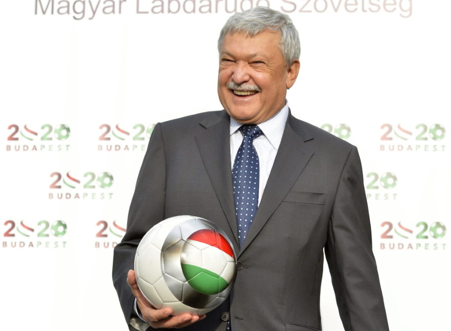 Hungarian Football Federation Celebrates 120 Years