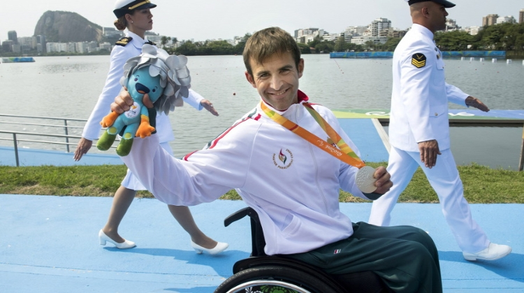 Bonuses Raised For Paralympians In Hungary