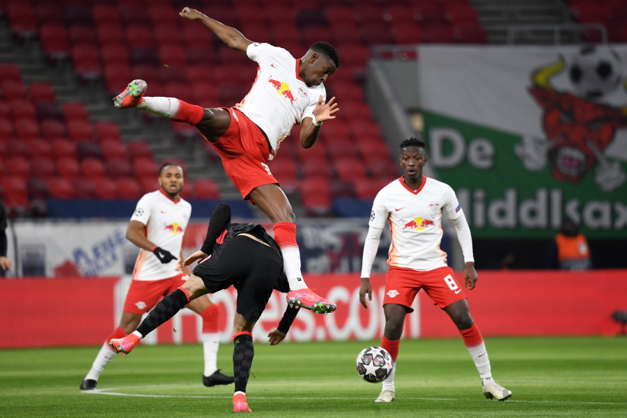 Champions League: Leipzig Beaten By Liverpool In Budapest