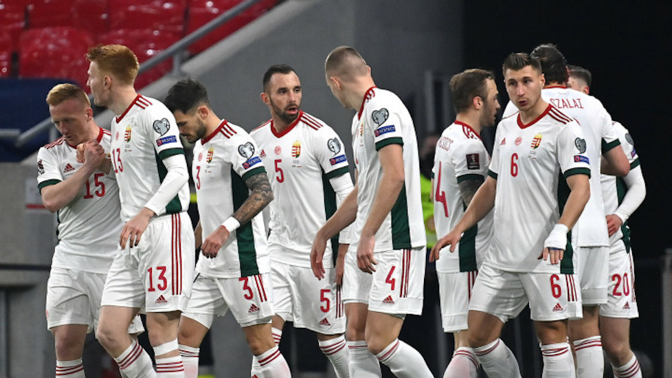 Watch: Ten-Man Hungary Held To Thrilling Draw By Poland