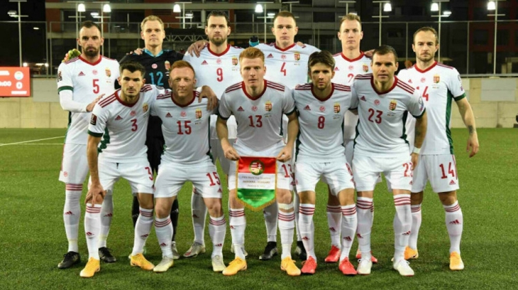 Watch: Hungary Score Four In Andorra