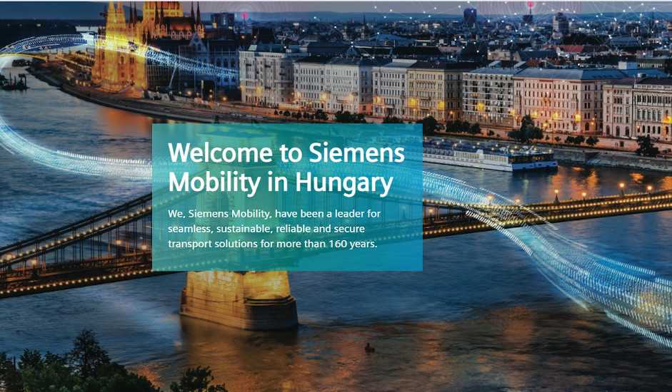 Siemens Mobility Set To Triple R&D Headcount In Hungary