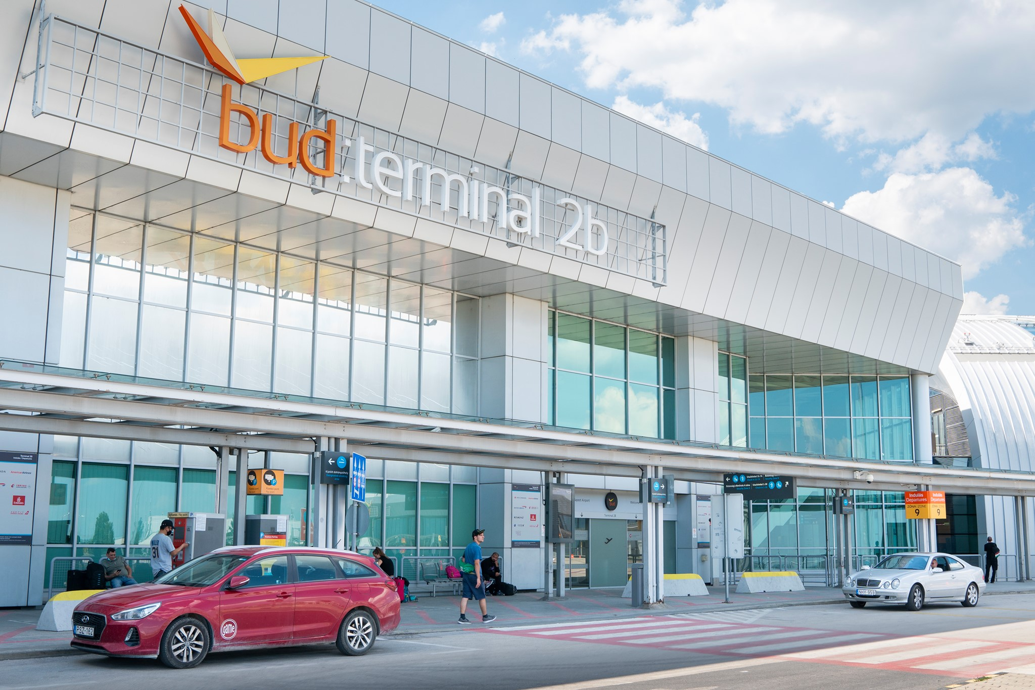 Budapest Airport Report: Euro 167 Million Developments Over 2 Years