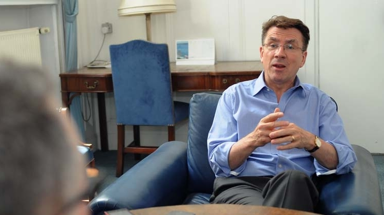 Xpat Interview 2: Iain Lindsay OBE, British Ambassador To Hungary