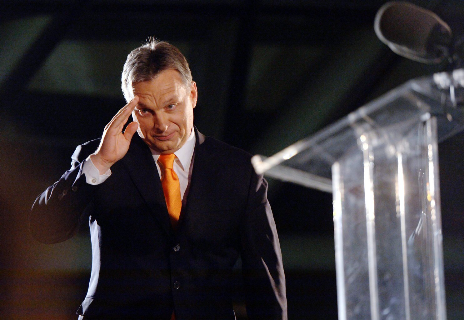 PM Orbán Victoriously Scores Big Win