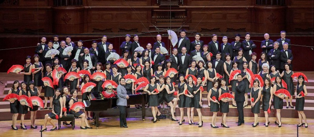 'International Choral Celebration', Mupa, 18 - 21 May