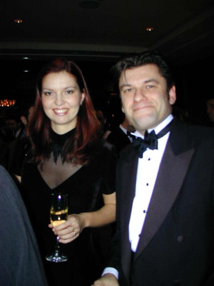 5th Annual Burns Supper, 26  January 2002