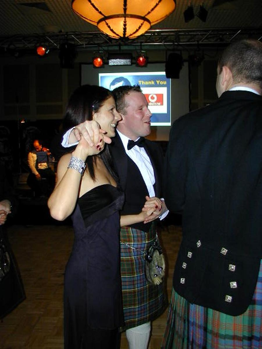 6h Annual Budapest Burns' Supper At Marriott