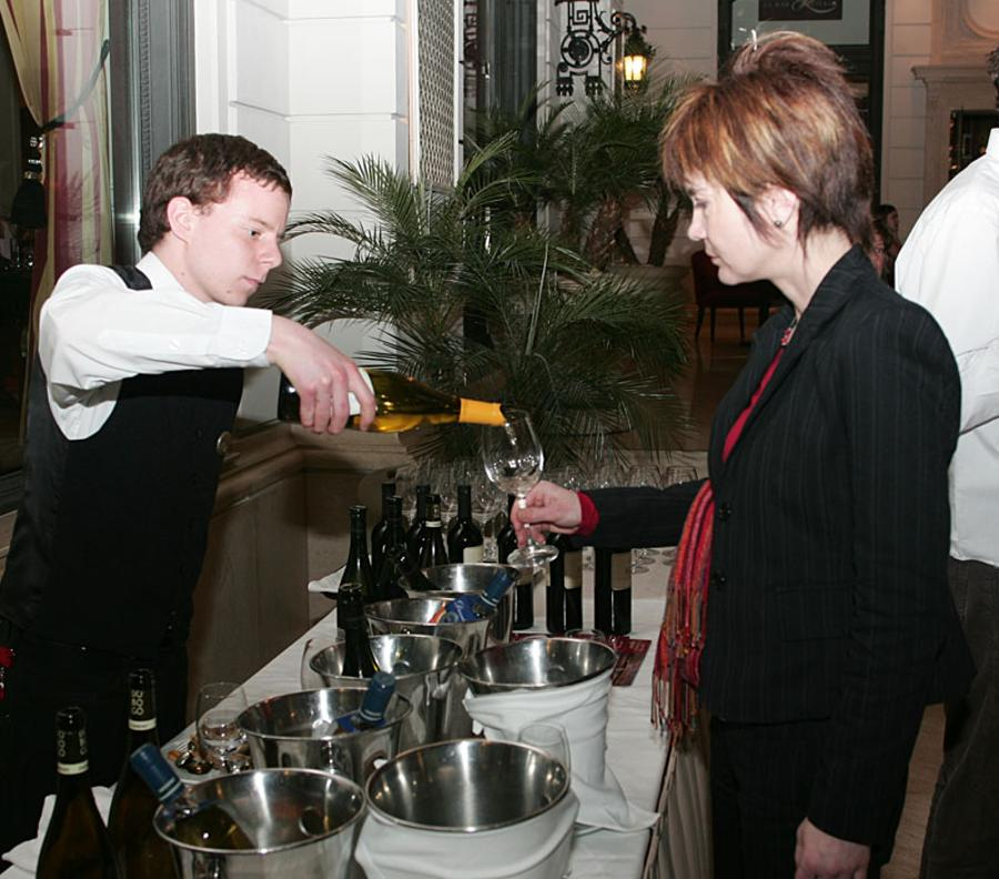Xpat Wine Club, Corinthia Grand Hotel Royal, 3 April