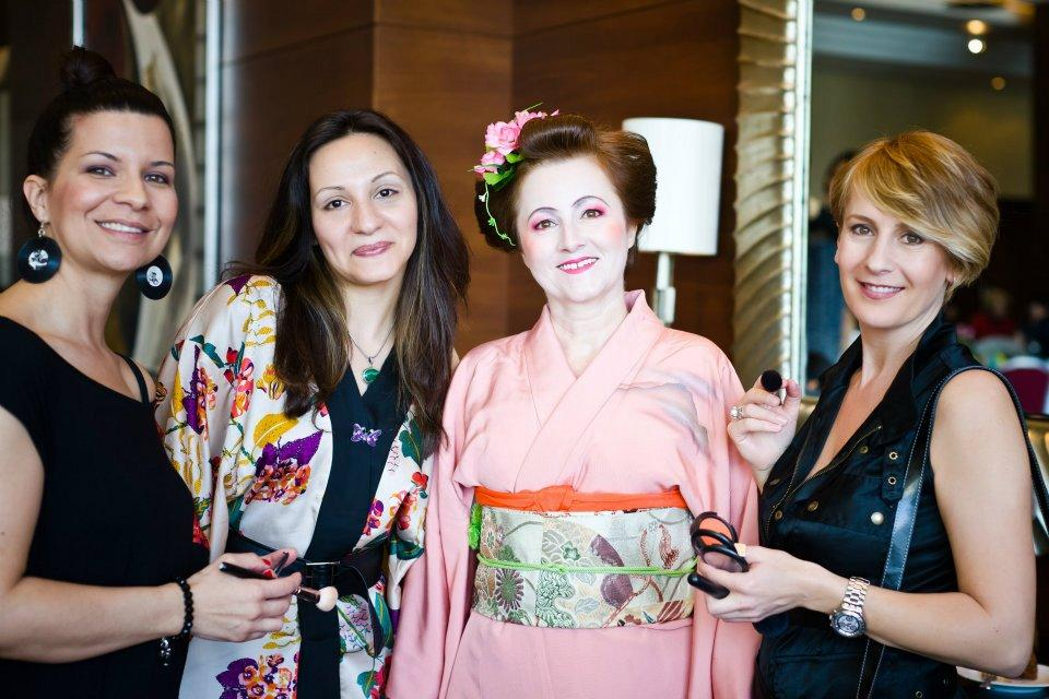 'IWC Japanese Day', Marriott Hotel Budapest, 19 March