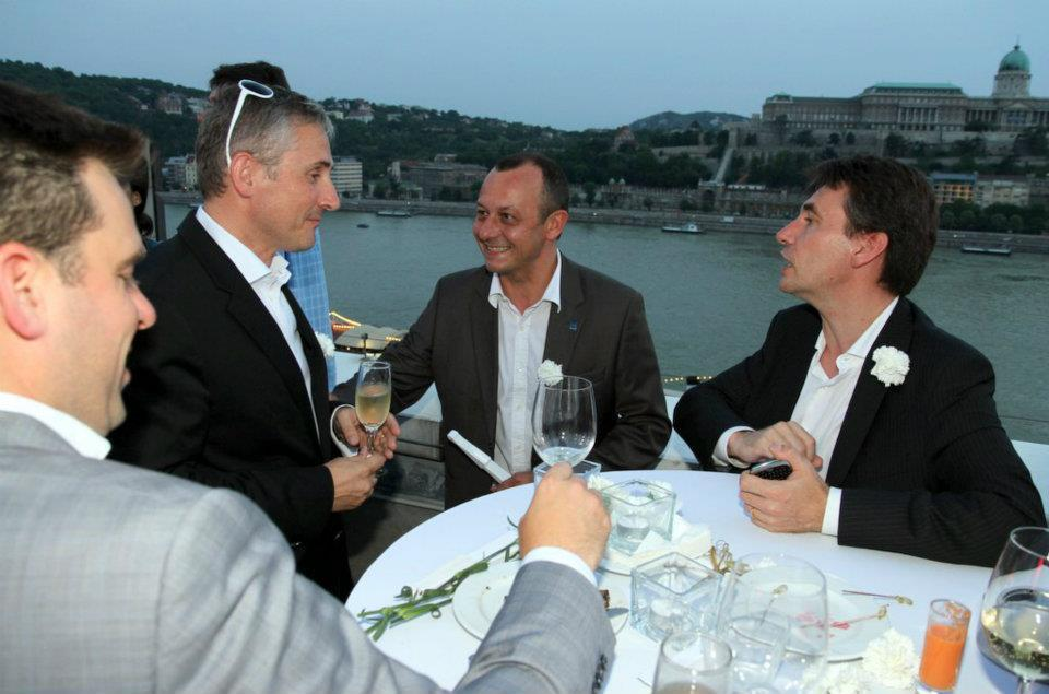 30th Birthday Of Sofitel Chain Bridge Budapest, 21 June 2012