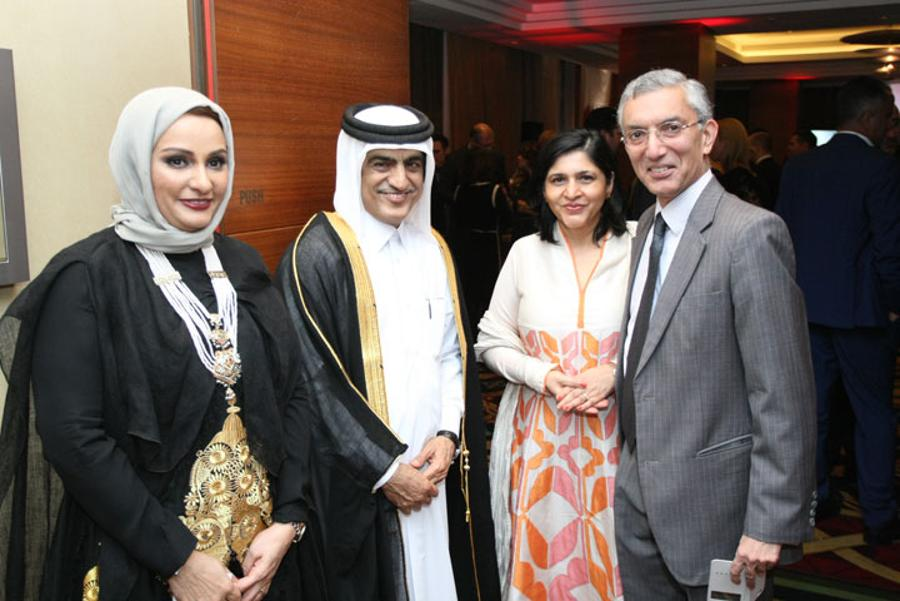 Qatar Independence Day In Budapest, 8 December 2015