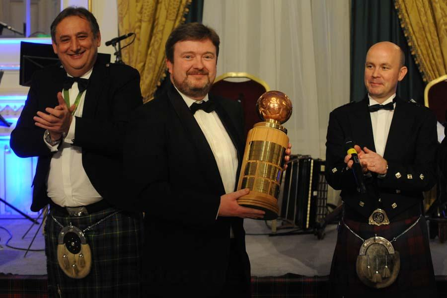 Burns Night 2016 At The Corinthia Hotel Budapest, 24 January