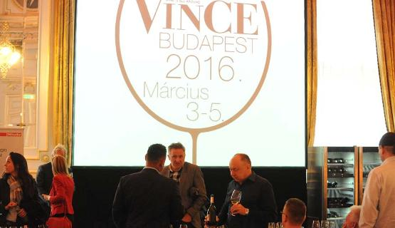 VinCE Budapest: For Wine Fans & Connoisseurs, Corinthia Hotel, 3 - 5 March