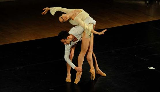 Internation Ballet At The Italian Institute of Culture