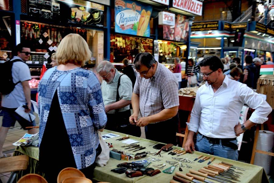 Hungarian Days, Central Market Hall, 16 - 18 May