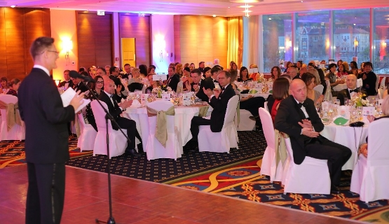 The British International School Budapest Annual PTA Charity Gala