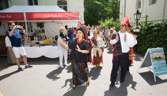 Indonesian Days & Charity Fair In Budapest