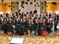 The British International School Budapest Graduation Ceremony
