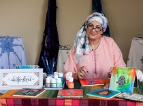 See What Happened @ The Moroccan Handicraft & Cultural Fest in Budapest