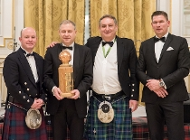 Big Burns Supper In Budapest 2019