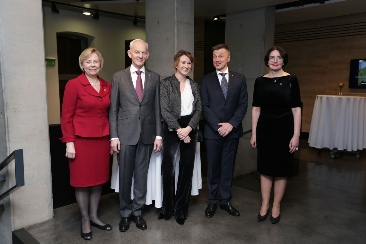 Lithuanian National Day Celebrated In Budapest Music Center