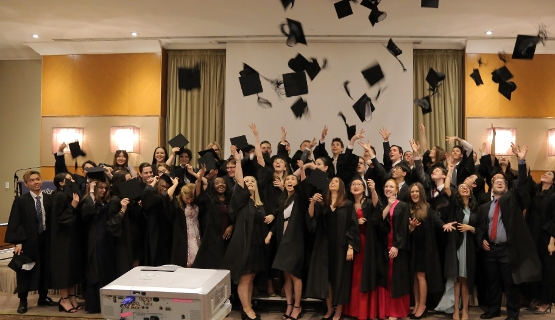 The British International School Budapest Graduation Ceremony 2019